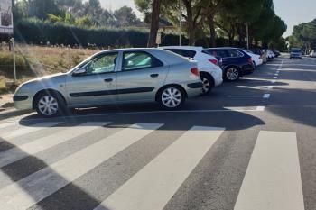 Villaviciosa amplia las plazas de parking cerca del centro comercial El Bosque