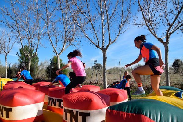 Éxito en la I Carrera Solidaria #PorUnMundo5050 en Villaviciosa
