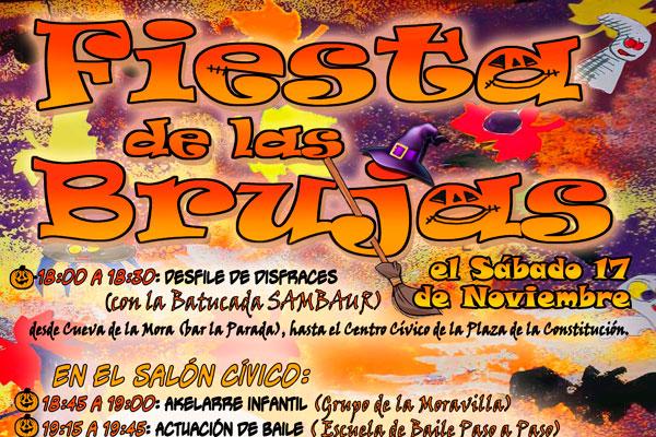 Con motivo de la Fiesta de Otoño tendrá lugar un desfile, una fiesta y muchas sorpresas