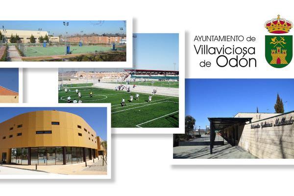 Villaviciosa de Odón abre una consulta ciudadana para el nuevo reglamento de uso de instalaciones deportivas