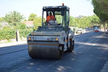 La primera fase de los trabajos, que comienzan el próximo año, asfaltará alrededor de 200.000 metros cuadrados