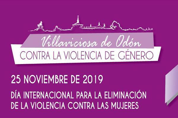 Villaviciosa de Odón se suma al Día Internacional para la Eliminación de la Violencia contra las Mujeres