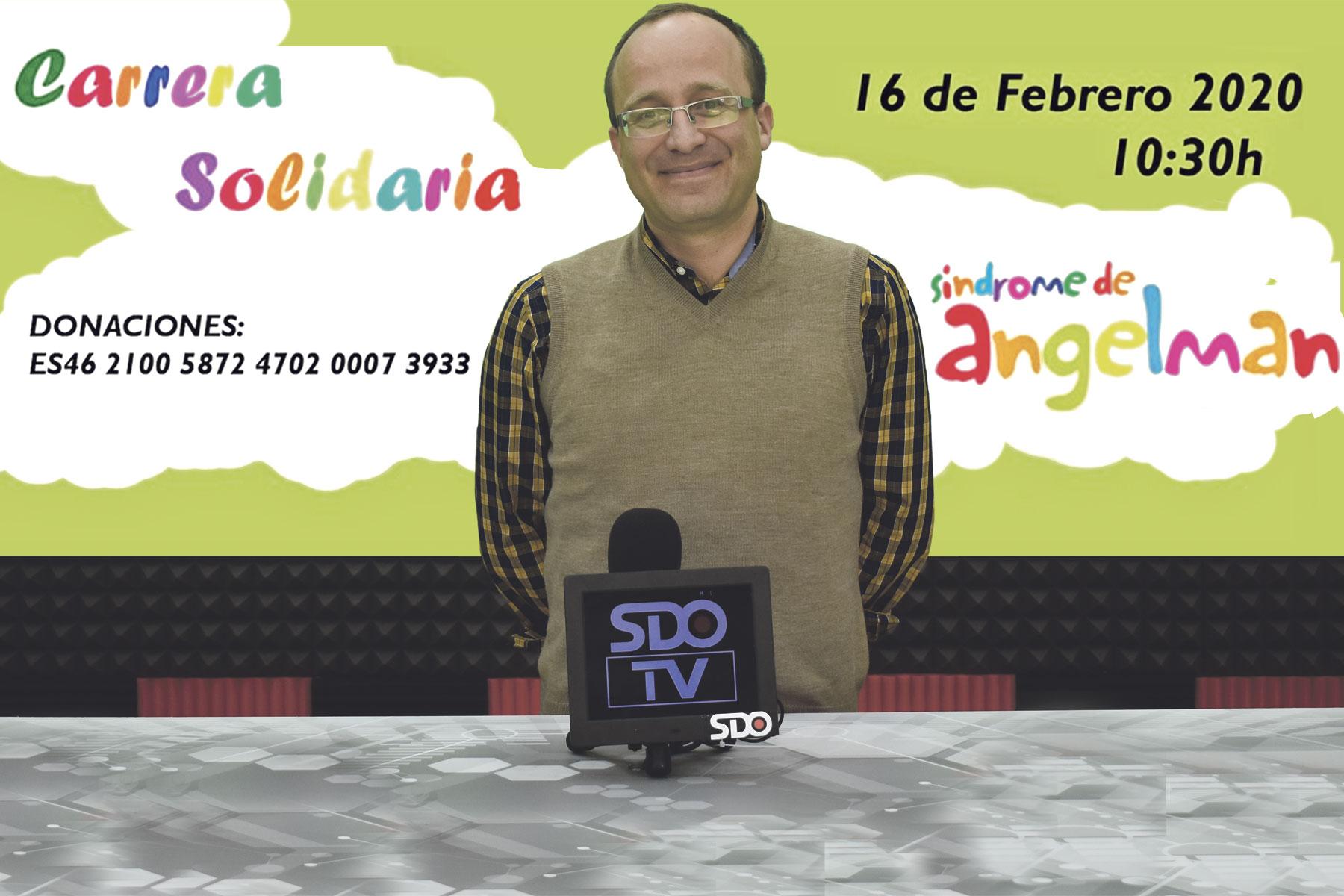 La Asociación Síndrome de Angelman de España organiza una carrera en nuestro municipio para el próximo 16 de febrero