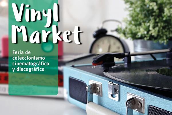 Nuestra ciudad acoge, durante este fin de semana, la Feria de Coleccionismo Discográfico y Cinematográfico 'Vinyl Market'