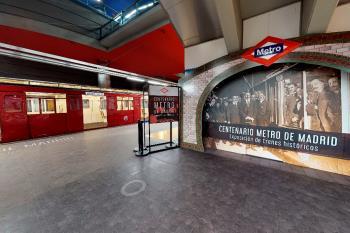 La estación de Chamartín nos permitirá disfrutar de 12 coches clásicos totalmente restaurados