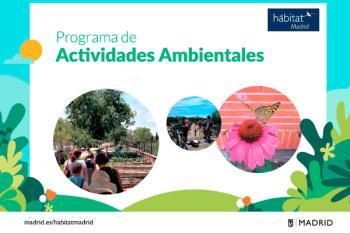 'Hábitat Madrid' ofrece paseos en bicis, cuentacuentos y talleres de biodiversidad