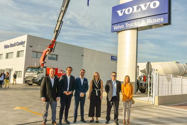Volvo Trucks invierte en Torrejón