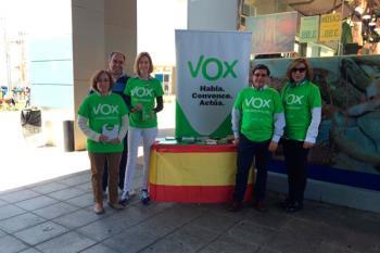 La formación de Abascal se sitúa como primera fuerza con el 27,4 % de los votos, seguido de PP y PSOE