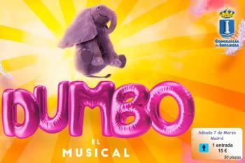 Infancia organiza una salida para ver este musical el 7 de marzo