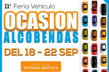 La XI Edición de la Feria del Vehículo de Ocasión se celebra del 18 al 22 de septiembre
