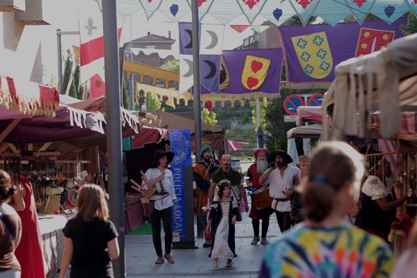 Vuelve a Boadilla del Monte el Mercado Medieval
