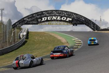 La GT4 South European Series o la Iberian Historic Enduranceson algunas de las carreras que podremos disfrutar