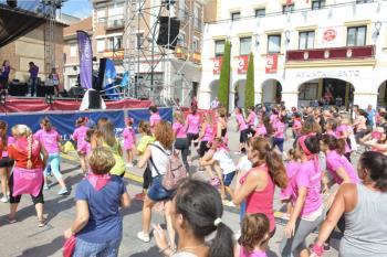 El próximo 30 de agosto, ponte el chandal y acude a la plaza de la Constitución para contribuir con la investigación científica sobre el cáncer de mama
