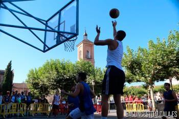 El 26 de agosto, en la Plaza de Cervantes, disfruta del mejor torneo de baloncesto