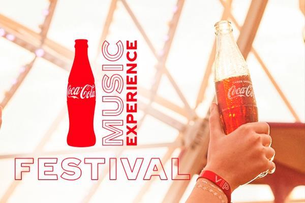 Vuelve el mejor festival, vuelve Coca-Cola Music Experience