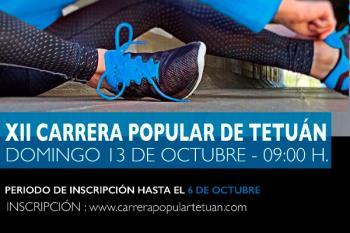 El próximo día 13 de octubre se celebrará la XII edición del evento deportivo del barrio madrileño