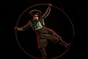 Este fin de semana el mundo del circo vuelve al Parque de la Fuente con novedosos espectáculos
