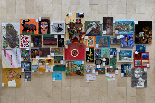 Ya se han dado a conocer los ganadores de entre las más de 50 obras de pintura y técnica mixta presentadas