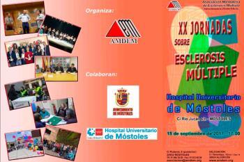 Organizadas por la Asociación Móstoleña de Esclerosis Múltiple (AMDEM), se celebrarán el 15 de septiembre en el Hospital Universitario de Móstoles