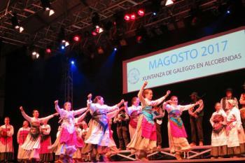 El 9 de noviembre actuará el Grupo Folclórico de Xuntanza en el edifico La Esfera