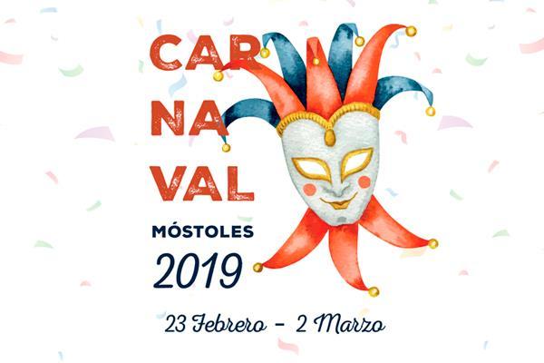 Ya disponible el programa completo del Carnaval de Móstoles 2019