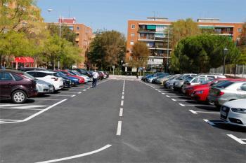 """Se trata de un total de 49 nuevos estacionamientos que cubren una demanda """"histórica"""" del barrio"""