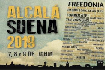 Entre el 7 y el 9 de junio Alcalá de Henares se llenará de conciertos en lugares emblemáticos de la ciudad