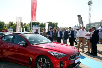 El Recinto Ferial del Parque de Alcobendas albergará hasta el domingo 12 stands con más de 350 vehículos de las principales marcas