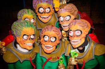 El plazo de inscripción en el Desfile del Carnaval de Getafe 2019 ya está abierto