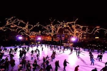 Matadero Madrid inaugura este viernes 6 de diciembre, sus 750 m2 de pista de hielo