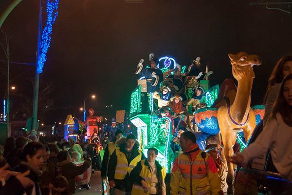 Ya puedes inscribirte en la Cabalgata de los Reyes Magos 2020 en Boadilla del Monte