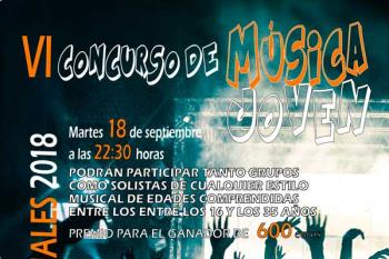 Se celebrará el 18 de septiembre, a las 22:00 horas, con motivo de las Fiestas Patronales