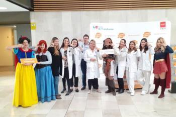 El Hospital Rey Juan Carlos se une a la red de centros que permiten la inscripción en el Registro Español de Donantes de Médula Ósea