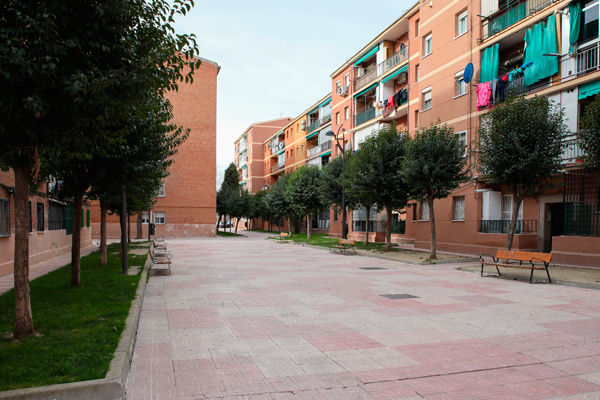 2,7 millones son los destinados para rehabilitar los edificios de ambos barrios, en total se beneficiarán 207 portales