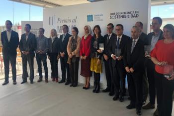 Fundación Mahou San Miguely el Club de Excelencia en Sostenibilidad han entregado los galardones esta mañana