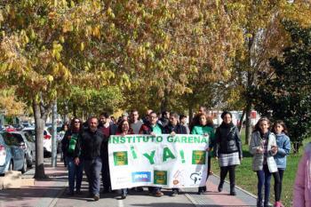 Los alumnos alcalaínos podrán solicitar una plaza en el centro educativo en el mes de abril