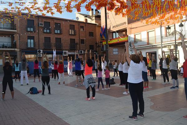 Yoga al aire libre para conectar cuerpo y mente