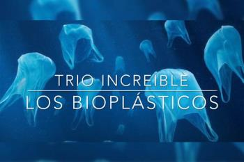 Y lo hacen a través de un maravilloso vídeo sobre los plásticos biodegradables