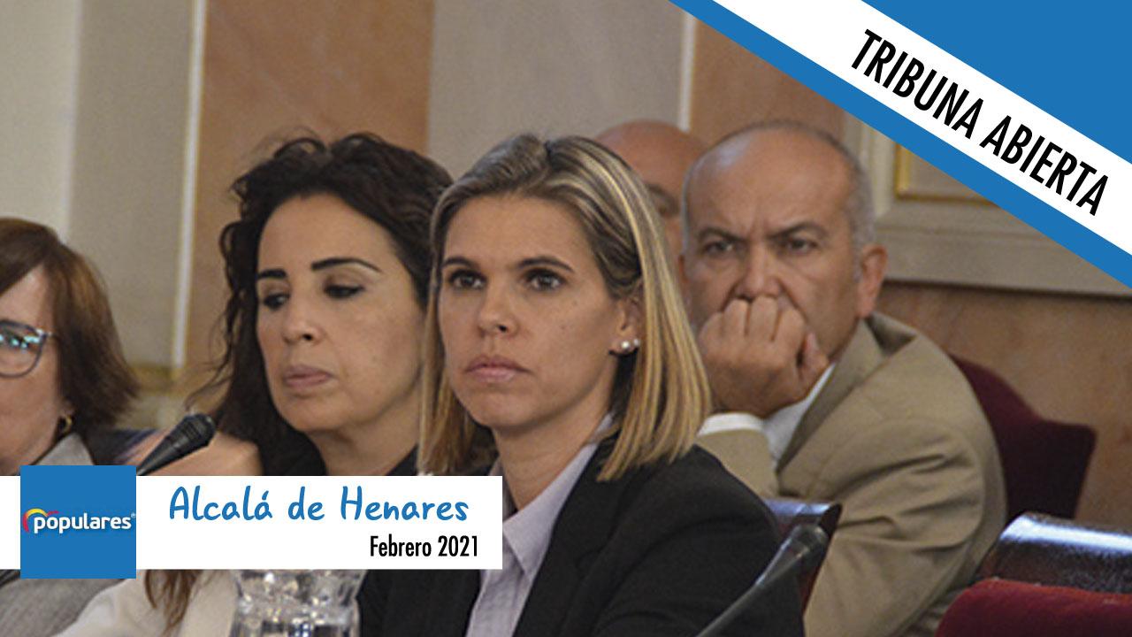 Opinión | Tribuna abierta de la portavoz del PP de Alcalá, Judith Piquet