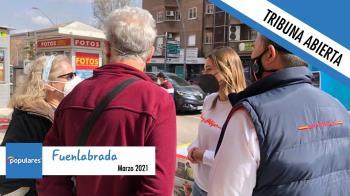 Opinión|Tribuna abierta del portavoz municipal del PP, Noelia Núñez González