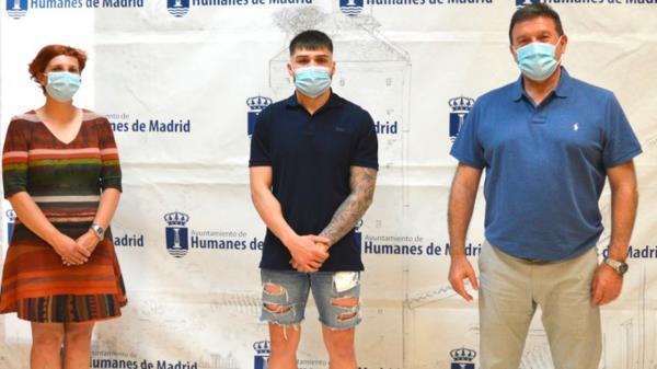 El de Humanes de Madrid lleva desde los 11 años trabajando y comienza a dar sus frutos