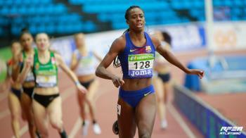 La fuenlabreña volvió a conquistar el oro nacional en la pista de Gallur