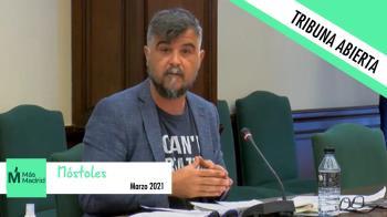 OPINIÓN | Tribuna abierta del portavoz municipal de Mas Madrid