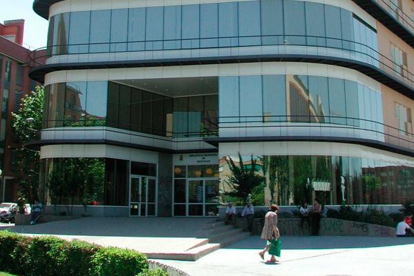 Abierta la Biblioteca Central de Móstoles para la devolución de préstamos