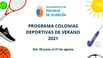 Estos programas se desarrollarán del 28 de junio al 27 de agosto para niños de entre 4 y 15 años