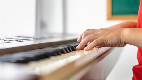 La oferta musical del centro cuenta con cursos de lenguaje musical, clases individuales de instrumentos clásicos y modernos