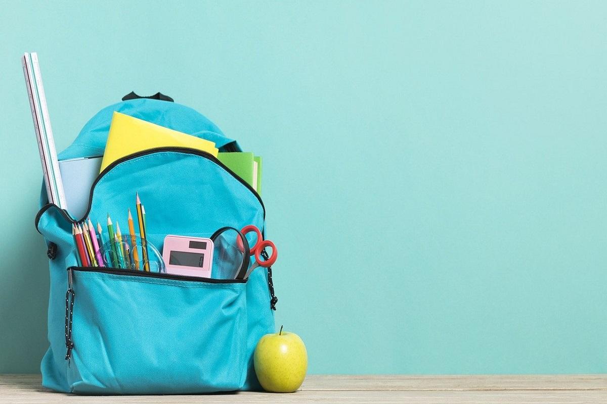 'Sanse te ayuda' ofrece becas para material escolar de todo tipo tanto en infantil, primaria o secundaria, como en bachillerato o FP