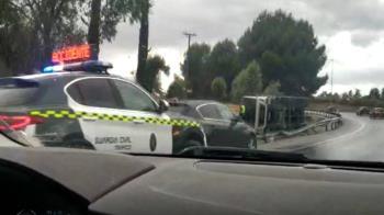 La Policía Local se ha acercado al lugar de los hechos