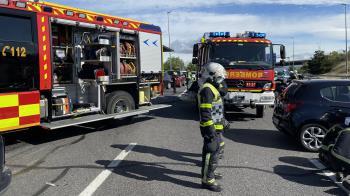 La Guardia Civil confirma que el ocupante de uno de los vehículos que colisionaron conducía en dirección contraria
