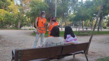 Nueva campaña del Ayuntamiento de Alcalá para concienciar sobre el tabaco